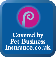 we are insured by pet business insurance